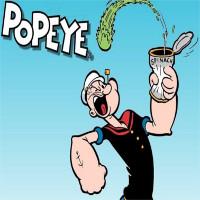 Đố các bạn biết vì sao thủy thủ Popeye thích ăn rau chân vịt?