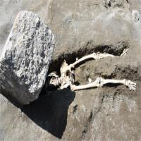 Người đàn ông chết thảm trong thảm họa núi lửa 2.000 năm trước