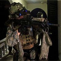 Kính nhìn đêm có thể giúp lính Mỹ phát hiện bẫy mìn