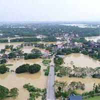 Hướng dẫn xử lý nước và vệ sinh môi trường trong mùa bão lụt