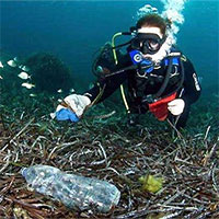 99,99% rác nhựa trên biển hóa ra nằm sâu dưới đại dương mà chúng ta không hề biết