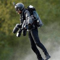 Cha đẻ bộ đồ bay sẽ tổ chức cuộc đua trên không năm 2019
