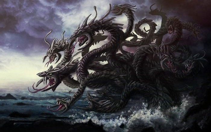 Thủy quái Charybdi