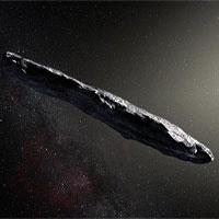 """Giả thuyết mới về """"điếu xì gà"""" bay kỳ lạ Oumuamua"""
