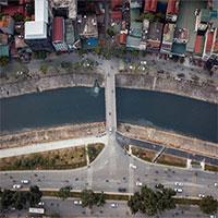 """Công nghệ """"thần kỳ"""" của Nhật hứa hẹn làm sạch sông Tô Lịch trong 2 tháng"""
