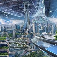 Ông chủ Amazon công bố kế hoạch bí mật xây căn cứ vũ trụ cho cả nghìn tỉ người