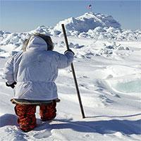 Phát hiện vi khuẩn sống dưới băng Bắc Cực 50.000 năm còn nguyên vẹn
