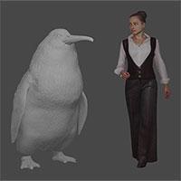 Phát hiện hóa thạch chim cánh cụt khổng lồ tại New Zealand
