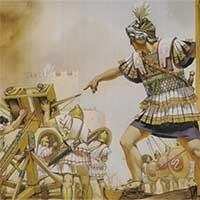"""Vũ khí """"chết người"""" suýt diệt sạch quân đội của Alexander Đại đế"""