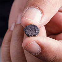 Phát hiện chiếc ấn 2.600 tuổi tại thành cổ Jerusalem