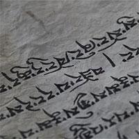 Bí mật loại giấy người Tây Tạng dùng để lưu chép kinh thư ngàn năm không mục nát