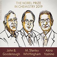 Nghiên cứu về pin lithium-ion đoạt Nobel Hóa học 2019