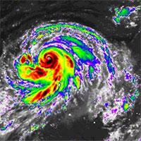 """Tin mới nhất về song bão châu Á: 2 cơn bão """"đánh"""" vào duy nhất quốc gia nào?"""