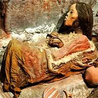 Xác ướp cô gái đóng băng 500 năm còn nguyên vẹn như mới qua đời