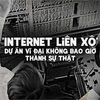 """""""Internet Liên Xô"""", dự án vĩ đại không bao giờ thành sự thật"""