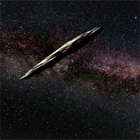 Vật thể liên sao bí ẩn Oumuamua có thể là mảnh vỡ của một hành tinh