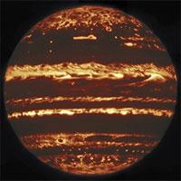Bức ảnh giải đáp bí ẩn hành tinh lớn nhất Hệ Mặt trời