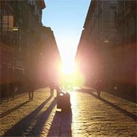 """Tranh cãi về """"đường phố Mặt trời"""" tôn vinh Hoàng đế Octavian"""