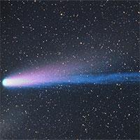 Đuôi sao chổi dài hơn một tỷ km lập kỷ lục