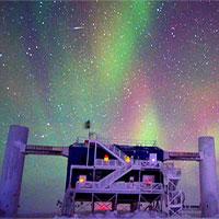 """Đã tìm ra nguồn gốc """"hạt ma quỷ"""" từ vũ trụ rơi xuống Nam Cực"""