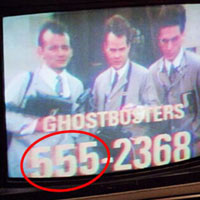 'Giải mã' số điện thoại bí ẩn thường xuyên xuất hiện trong phim Mỹ