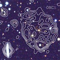 Bắt được tín hiệu radio từ 4 vật thể vũ trụ lạ giống đĩa bay ánh sáng