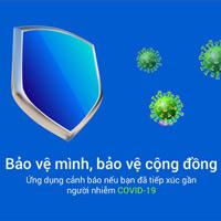 Bluezone: Ứng dụng được bộ Y tế khuyến cáo cài để xác định có tiếp xúc với Covid-19 không