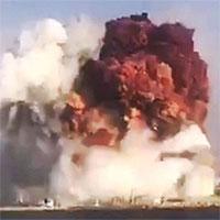Chuyên gia vũ khí hạt nhân giải thích tại sao vụ nổ ở Lebanon không phải bom nguyên tử