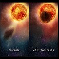 """Ngôi sao từ chòm Orion mờ đi bí ẩn - sắp phát nổ hay chỉ đang """"hắt xì"""""""