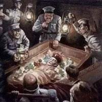 'Mộ tặc' bật nắp quan tài Từ Hi Thái hậu: Thứ bên trong khiến nhiều kẻ hoảng sợ, bỏ chạy tán loạn