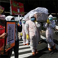 Biến chủng nCoV mới lây lan mạnh ở Indonesia