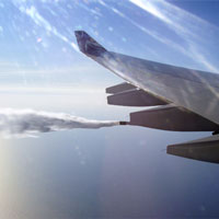 [Bạn có biết] Phi công sẽ xả nhiên liệu giữa không trung để đáp trong các tình huống khẩn cấp