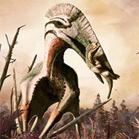 """""""Quái vật"""" đáng sợ nhất lịch sử,khủng long bạo chúa còn trở thành bữa ăn của chúng"""