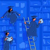Thanh xuân chưa một lần nỗ lực: Cùng đỗ đại học như nhau, tại sao sau 4 năm lại có chênh lệch khổng lồ giữa người với người