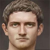 AI phục dựng gương mặt 54 hoàng đế La Mã