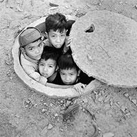 Bộ ảnh Hà Nội 50 năm trước qua ống kính người Đức