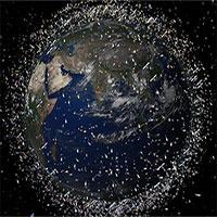 """Rác thải không gian bao trùm Trái đất đang dần """"bít cửa"""" ra ngoài vũ trụ của con người"""