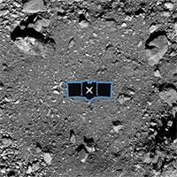 """Tàu vũ trụ của NASA đã """"đổ bộ"""" xuống tiểu hành tinh Bennu"""