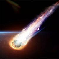 Thiên thạch gần 200m bay về phía Trái đất