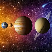 Vì sao các hành tinh trong vũ trụ không lao vào nhau?