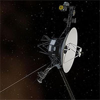 Tàu vũ trụ 40 năm tuổi nhận được tín hiệu lạ