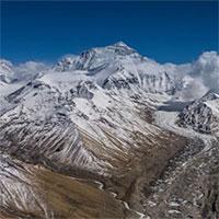"""Đỉnh Everest chính thức """"cao thêm"""" 60,69cm"""