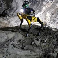 NASA dự định dùng robot chó thám hiểm sao Hỏa