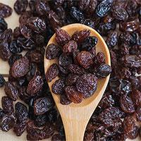 Phát hiện thêm nhiều lợi ích sức khỏe của nho khô