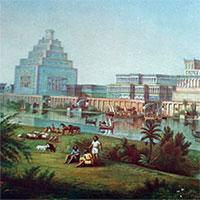 Lưỡng Hà cổ đại: Cái nôi của nền văn minh nhân loại
