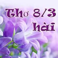Thơ chế hài hước nhân ngày Quốc tế Phụ nữ 8/3