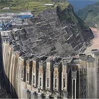 Hé lộ bí mật giúp Trung Quốc xây dựng thần tốc đập vòm lớn nhất thế giới