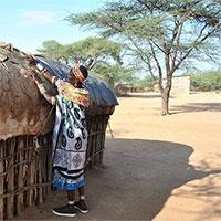 Chuyện đằng sau ngôi làng hơn 30 năm chỉ có phụ nữ ở Kenya