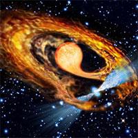 Phát hiện 8 ngôi sao xung xoay hàng trăm vòng mỗi giây