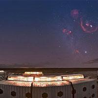 Trung Quốc lắp kính thiên văn mạnh nhất Bắc bán cầu